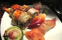 Exploring Charlotte's sushi joints