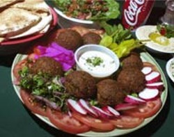 RADOK - Falafel From Ghali's Deli and Grill