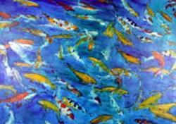 FAMOUS FISH by Phillip Mullen