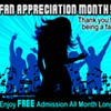 Howl At The Moon celebrates Fan Appreciation Month