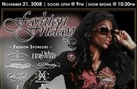 Fashion Friday at KISS Lounge