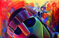 Artist John Hairston unleashes Children of the Atom