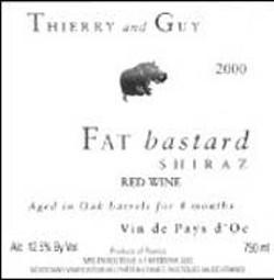 TINA CAPUTO - Fat Bastard's 2000 Shiraz