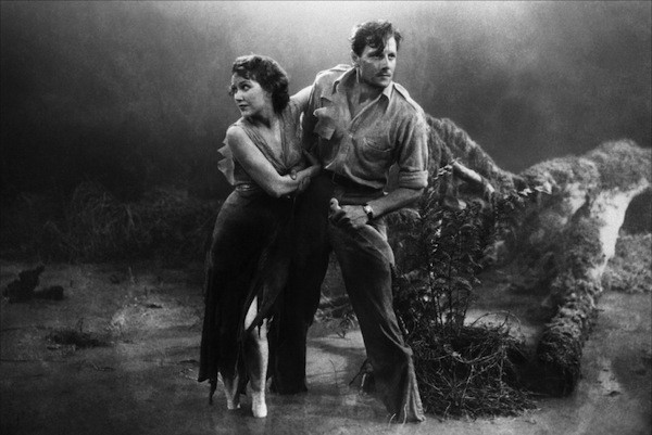 Fay Wray and Joel McCrea in The Most Dangerous Game (Photo: Flicker Alley & RKO)