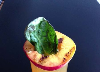 Featured Cocktail: Carolina Peach