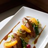 Featured Dish: Modern Duck a l'Orange at Lumiere