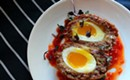 Featured Dish: Scotch Egg at Block and Grinder