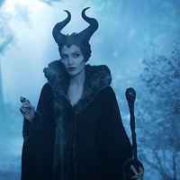 FEELING BLUE: Angelina Jolie in Maleficent. (Photo: Disney)