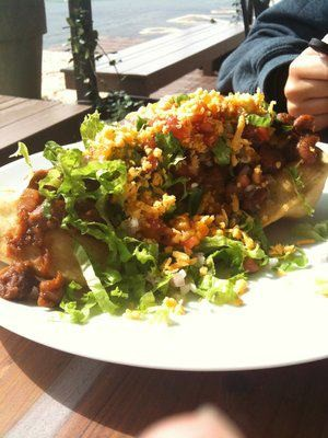 Ferns Indian Taco