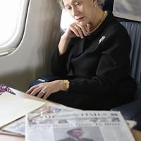 FIGHT OR FLIGHT Elizabeth (Helen Mirren) mulls over the news of the day in The Queen