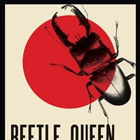FILM: <i>Beetle Queen Conquers Tokyo</i>