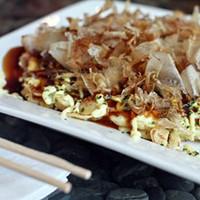 FISH-JACKS?: The Okonomiyaki Japanese pancake