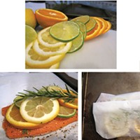 RECIPE: Parchment Salmon