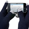 Holiday gift idea: Gloves for your iPhone/iPad