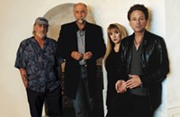 Fleetwood Mac at Time Warner Cable Arena tonight (6/24/13)