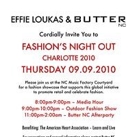 Tonight: Fashion's Night Out