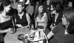 RADOK - Folks had a smashing good time at Tremont Friday - night