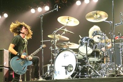 Foo Fighters (Cricket Arena, Oct. 5)