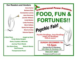 Food, Fun & Fortunes