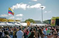 Latin American Festival food comes to SouthPark