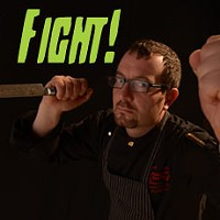 Food Issue 2013: Charlotte chefs sharpen their knives for culinary contest