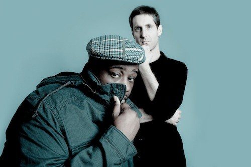 FOREIGN-ERS: The Foreign Exchange — Phonte (front) and Nicolay