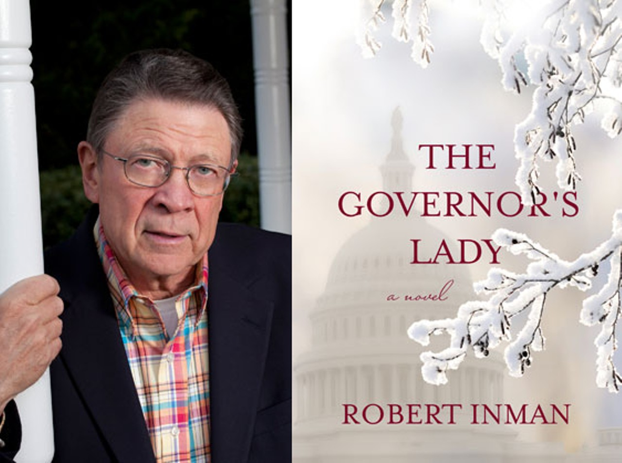 Former anchor Bob Inman pens another novel | Books