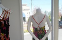 Dress into spring 2009