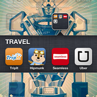 Four travel apps that will knock off your 2013 socks