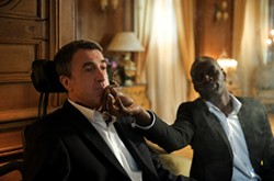 Francois Cluzet and Omar Sy in The Intouchables (Photo: The Weinstein Co.)
