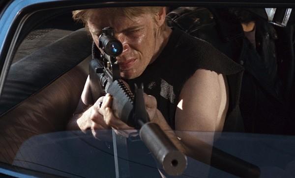 Frank Doubleday in Assault on Precinct 13 (Photo: Shout! Factory)