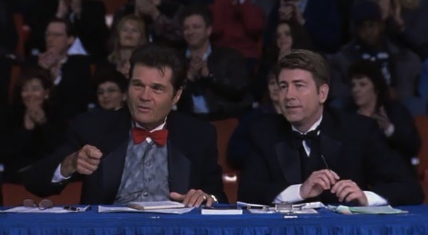 Fred Willard and Jim Piddock in Best in Show (Photo: Warner Bros.)