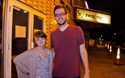 Fresh Tide: Art + Music + Stuff at Neighborhood Theatre, 7/10/2014