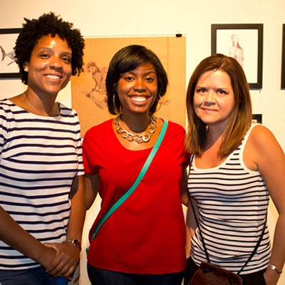 Fresh Tide: Art + Music + Stuff at Neighborhood Theatre, 7/10/2014
