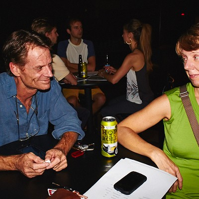 Fresh Tide: Art + Music + Stuff at Neighborhood Theatre, 9/21/2014
