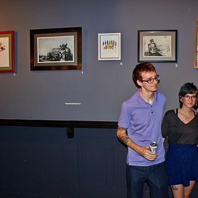 Fresh Tide: Art + Music + Stuff at Neighborhood Theatre, 9/21/2014