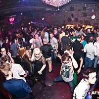 Friday night at Marigny