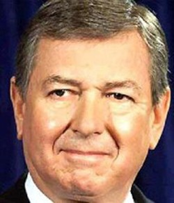 FRIENDS CALL HIM JOHNNY LAW Attorney General - John Ashcroft
