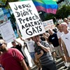 Christian group takes aim at homosexuals