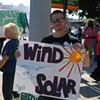 UPDATED: Protest at Duke Energy stockholder meeting