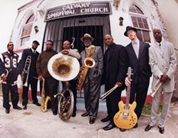 ROPEADOPE - Funk Ministers: Dirty Dozen Brass Band.