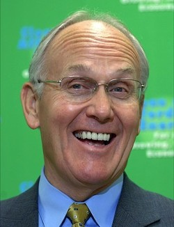 ROGER L. WOLLENBERG - GAY MEANS HAPPY: Sen. Larry Craig