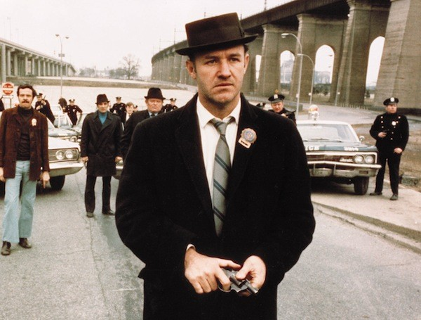 Gene Hackman in The French Connection (Photo: Fox)