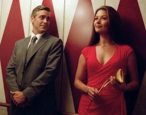 George Clooney and Catherine Zeta-Jones in Intolerable Cruelty (Photo: Universal)