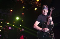 Live review: George Thorogood, The Fillmore (3/18/2014)