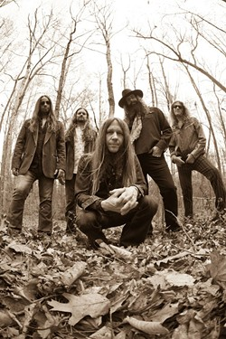GEORGIA ON THEIR MIND: Blackberry Smoke