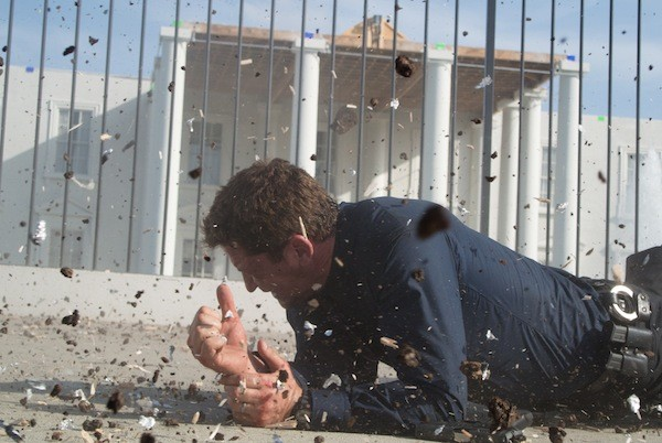 Gerard Butler in Olympus Has Fallen (Photo: FilmDistrict)