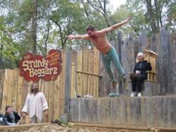 WWW.MUDSHOW.COM - Get back to nature at the Carolina Renaissance Festival, Oct. 7  Nov. 19