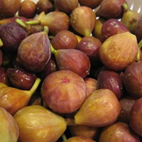 Get your ripe figs now
