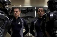 <i>G.I. Joe: The Rise of Cobra</i>: Suicide screening